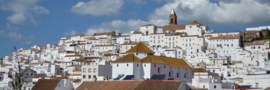 Alcalá de los Gazules. Vistas