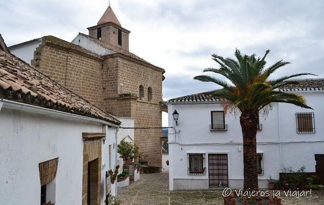 Iglesia de Santiago Iznájar
