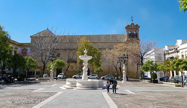 Plaza mayor Osuna