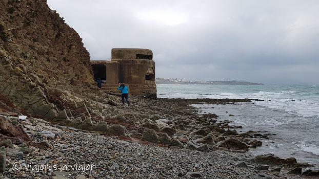 Bunkeres de la II Guerra Mundial