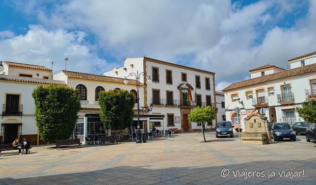 Plaza de los Barrios